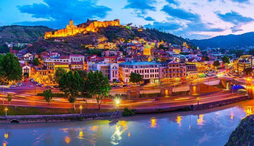 GEORGIA-E-ARMENIA