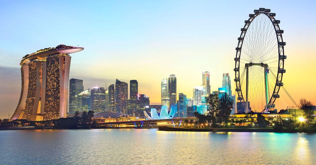 LUNA-DI-MIELE-A-SINGAPORE,-THAILANDIA-ED-EMIRATI-ARABI-UNITI
