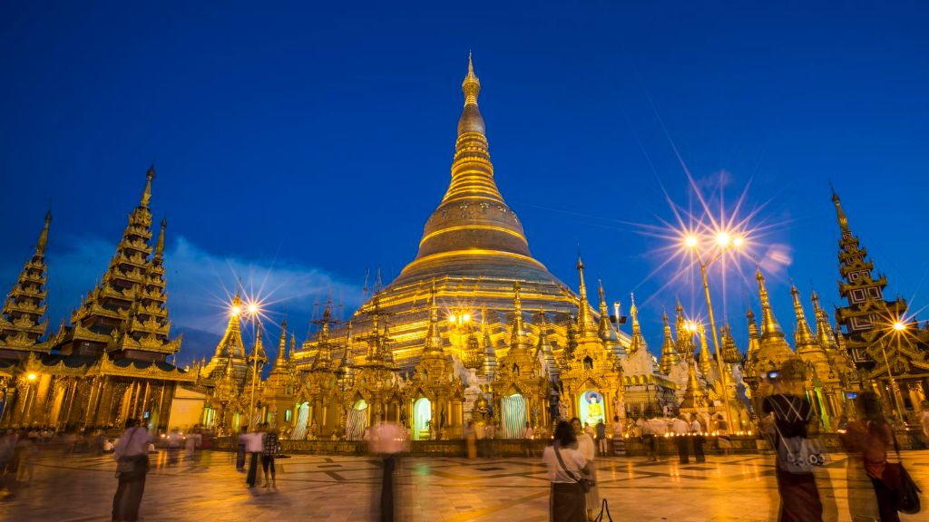 MYANMAR-CLASSICO